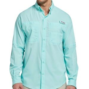 Men's XL Columbia Tamiami2 long sleeve shirt